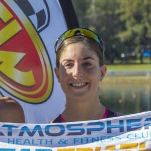 ashleigh gentle nepean triathlon 2017