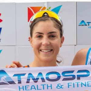 ashleigh gentle nepean triathlon 2018